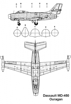 md450 2 3v model airplane plan