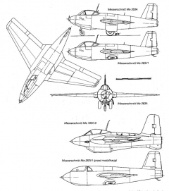 me263 3v model airplane plan