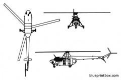mi 1 hare model airplane plan
