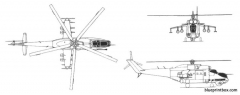 mi 24 model airplane plan