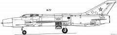 mig e 150 3 model airplane plan