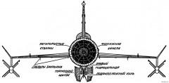 mikoyan gurevich ye 152 10 model airplane plan