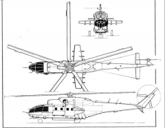 mil24a 3v model airplane plan