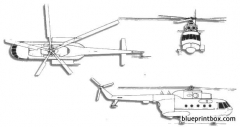 mil mi 14 haze 3 model airplane plan