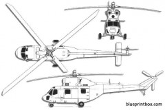 mil mi 2 hoplite 2 model airplane plan