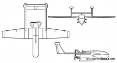mirach 26 model airplane plan