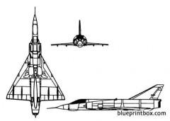 mirage 2000 model airplane plan