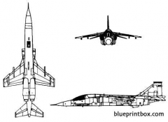 mitsubishi f1 model airplane plan