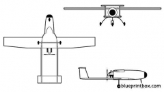 mk 106 hit model airplane plan