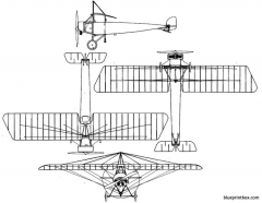 morane saulnierl model airplane plan