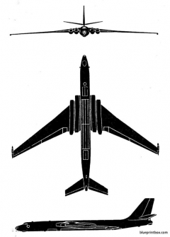 myasischev bison model airplane plan
