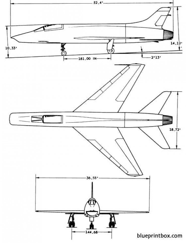 na 212 model airplane plan
