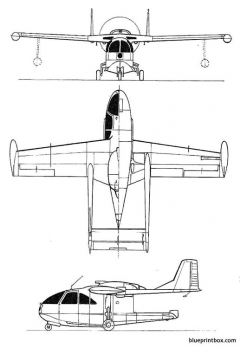 nardi fn 333 riviera 2 model airplane plan