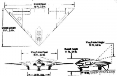 navy a 12 avenger 2 model airplane plan