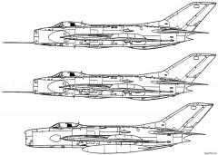 njz 19 7 model airplane plan