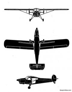 nord nc 856a norvigie model airplane plan