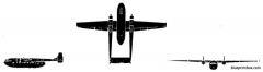 nord noratlas model airplane plan