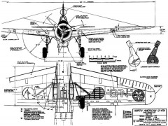 north american o 47a 3 model airplane plan