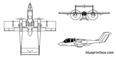 ov 10a bronco model airplane plan