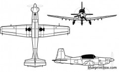 pc 7 model airplane plan