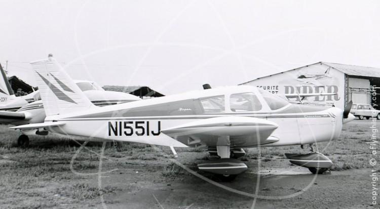 Piper Cherokee 140 model airplane plan