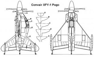 pogo 1 3v model airplane plan