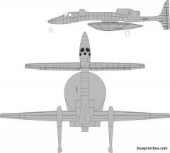 proteus model airplane plan