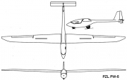 pw5 3v model airplane plan