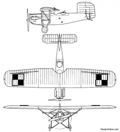 pws 1 model airplane plan