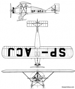 pws 3 model airplane plan