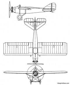 pws 4 model airplane plan