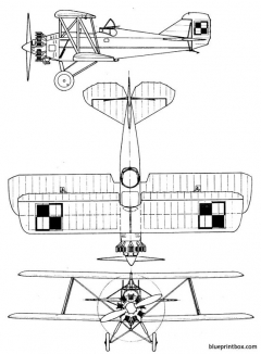 pws 5 model airplane plan