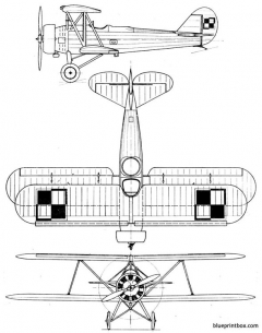 pws 6 model airplane plan