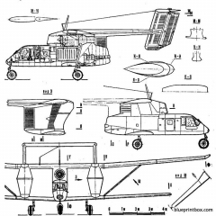 pzl m 15 belphegor 2 model airplane plan