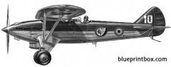 renard r 31 model airplane plan