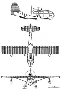 republic seabee model airplane plan