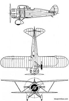 romeo ro 41 model airplane plan