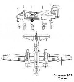 s2e 2 3v model airplane plan