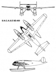se400 3v model airplane plan