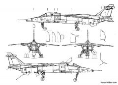 sepacat jaguar model airplane plan