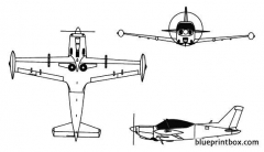 sf 260 w model airplane plan
