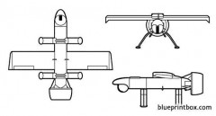 shmel 1 yak 061 model airplane plan