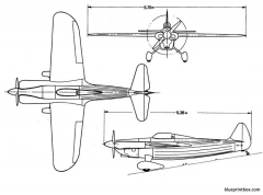 shoestring model airplane plan