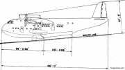short empire 02 model airplane plan