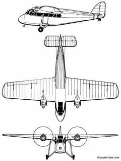 short s 16 scion model airplane plan