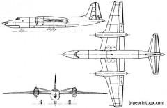 short sa4 sperrin 1951 england model airplane plan