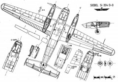si204 2 3v model airplane plan