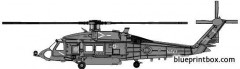 sikorski hh 60h hs 6 seahawk model airplane plan