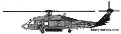 sikorski sh 60f model airplane plan