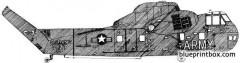 sikorsky ch 37 mojave model airplane plan
